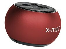 X-mini Click2 Portable Wireless Bluetooth Speakers, Speaker Red