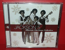 CD JACKSON 5 - ULTIMATE CHRISTMAS COLLECTION - SEALED SIGILLATO