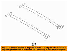 FORD OEM Roof Rack Rail Luggage Carrier-Cross Bar 7T4Z7855100BA
