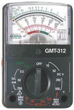 New Gb Gmt 312 Analog 12 Range Multimeter Voltage Electrical Tester 6115265