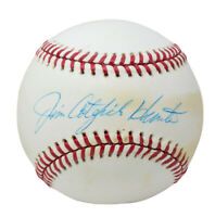 Jim Catfish Hunter Signed Baltimore Orioles Official MLB AL Baseball BAS