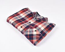 Tommy Hilfiger Flannel Multicolored Men Shirt Size M