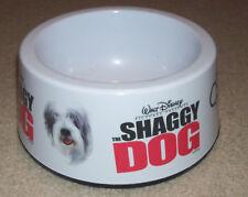 Official Walt Disney THE SHAGGY DOG - DOG BOWL Movie Promo 2006 Unusual Item!