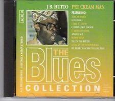 (CA245) JB Hutto, Pet Cream Man - 1995 The Blues Collection CD No 037