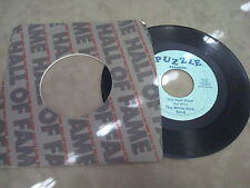 "THE WHITE BROS. BAND- ONE NIGHT STAND/ A HUSTLING MAN   7"" LP"