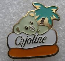 Pin's Lessive Cajoline avec petit Ours Ourson #367