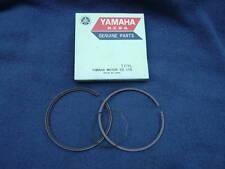 Yamaha ty250_1974 _ Piston Bagues Anneaux _ _ Piston _ 3rd O/S _ + 0,75 mm _ Moteur _ Engine _ piston