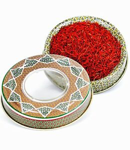 Saffron Royal Spices Organic Ultra High Quality For Tea Paella Rice 2Gram