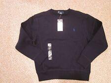 NWT Ralph Lauren Navy Crew Neck Sweatshirt size small(8)