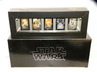 VHTF Star Wars Limited Edition Logo Fossil Watch in Glass Poster Case (3000 WW)