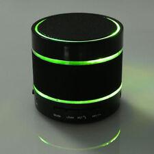 LED CASSA PORTATILE SD FM BLUETOOTH MP3 SMARTPHONE TABLET SPEAKER ALTOPARLANTE