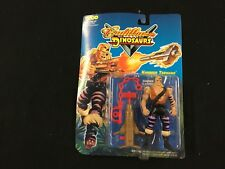 Cadillacs & Dinosaurs Hammer Terhune Lead Evil Poacher Action Figure by Tyco New