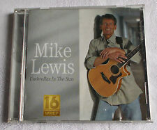 Umbrellas in the Sun CD 2003 Mike Lewis WNEP Channel 16 Northeastern PA