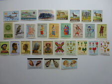 LOT 5362 TIMBRES / STAMP THEME POSTE AERIENNE + DIVERS ANGOLA ANNÉE 1950-1981