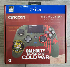 Nacon Revolution Pro Unlimited Wireless Cold War Edition Controller for PS4 🎮