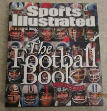 SPORTS ILLUSTRATED. THE FOOTBALL BOOK. 2005. HARDCOVER. UNUSED. SEE ALL PHOTOS.
