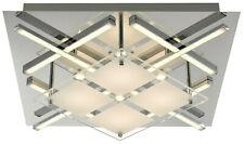 LED Decken Wand Lampe Leuchte 12-flammig LED 38x38cm Beleuchtung Lampe Modern
