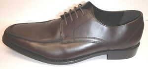 Steve Madden Size 13 Brown Leather Oxfords New Mens Shoes