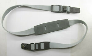 """Unbranded ~1"""" Wide Camera Strap with Male ~3/8"""" Lugs - Used - C922"""