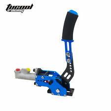 Aluminum Universal Hydraulic Handbrake Lever Drift E-Brake Racing BLUE