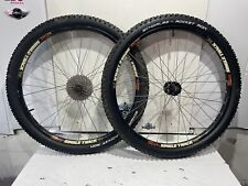 """26"""" Sun Single Track Disk Wheels 9mm Qr Front And Rear"""