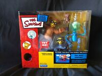 Playmates The Simpsons THE NEXT CENTURY FUTURE BURNS Interactive Environment NEW