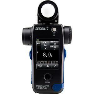 Sekonic L858D Speedmaster Light Meter Beste