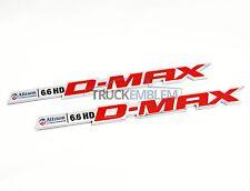 2 NEW CHROME CUSTOM DURAMAX DMAX ALLISON 6.6HD 2500HD 3500HD BADGES EMBLEMS PAIR