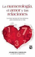 La numerologia el amor y las relaciones (Spanish Edition)-ExLibrary