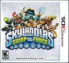 Skylanders Swap Force Nintendo 3DS Video Game Only! (Nintendo 3DS 2013)