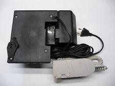 Boitier d'alimentation + télécommande  moteur ou vérin électrique