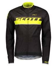 Mantellina Scott RC PRO WB Black/Yellow Sulphur MANTLE SCOTT JACKET RC PRO WB
