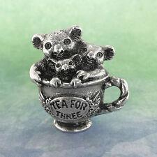 Koalas Tea For Three Australian Souvenir Figurine Australiana Gift