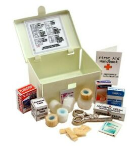 Miniature Doll House Accessories First Aid Kit with Removable Accessories1:12th