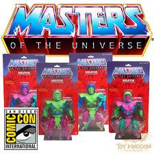 2015 SDCC Masters of the Universe Super 7 Test Shot Prototype SKELETOR SET OF 4