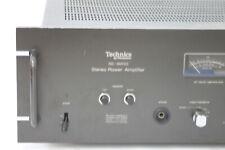 Vintage Technics SE 9200 Power Amplifier
