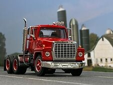 1/64 DCP RED FORD LN 9000 DAY CAB