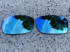 Polarized Ice Blue con SPECCHIO di Ricambio Oakley Fives Squared & 3.0 Lenti