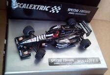 Minardi PS01 F1 Fernando Alonso Edición Especial Scalextric SCX Ninco SuperSlot