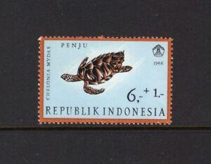 Indonesia 1966  HAWKSBILL TURTLE SC B206 MNH