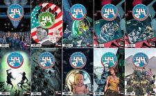 LETTER 44 #1 (1ST & 2ND PRINT) 2 3 (+VARIANT) 4 5 6 7 8 SET/10 UPCOMING SYFY TV