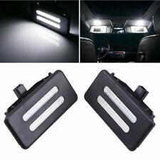 Error Free LED Vanity Front Mirror Lights Interior Accessory for BMW E90 E91 E92