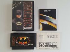 Batman Famicom NES + REG CARD