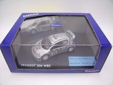 Peugeot 206 WRC Panizzi 1/43 / 1er du 44eme Tour De Corse Rallye No Original Box