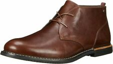 Timberland Brook Park Chukka Ankle Boots UK 6.5 Red Brown BRAND NEW FREE P&P!