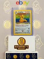 Dragonite 4/62 LP/NM Near Mint Fossil Set Holofoil Rare Holo Pokemon Card