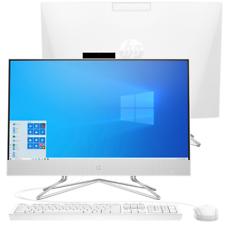 Computadora Todo En Uno Hp 24-df0018na PC i5-1035G1 8GB 256GB Blanco Todo en Uno 1P0B6EA # P