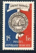 TIMBRE DE FRANCE N° 906 * BIMILLENAIRE DE PARIS / NEUF CHARNIERE