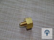 Flaschenadapter Reduzierventil Adapter für Kältemittel R134a, R1234yf, 1/4 SAE