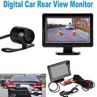 4.3'' LCD TFT Monitor Screen para Coche Vista trasera Paking Cámara